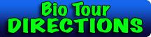 BioTour Directions Merritt Island