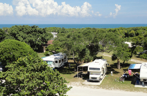 Jetty Park Campground & Cabins