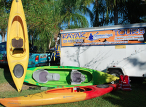kayak tours cocoa beach