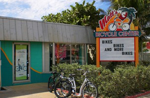 matts Bicycle shop cocoa beach