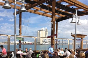 rustys Seafood Oyster Bar port canaveral