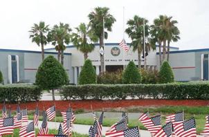 American Police Hall of Fame – Gun Range
