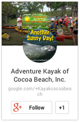 kayakcocoabeach on Google