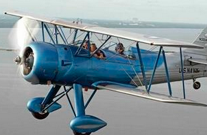 Florida Biplane and Helicopter Rides