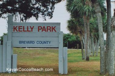 Kelly Park Merritt Island