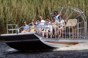 Grasshopper Airboat Eco-Tours
