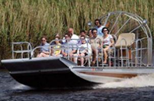 airboat Rides