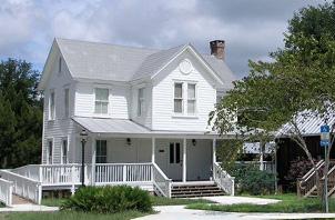 sams House History Merritt Island