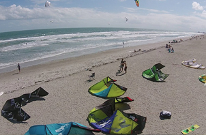 321 Kiteboarding Cocoa Beach