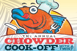 The Annual Chowder Cook-Off with a Twist
