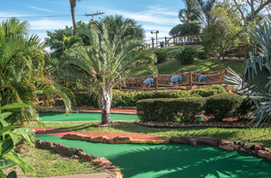 Golf N Gator Miniature Golf Course Cocoa Beach