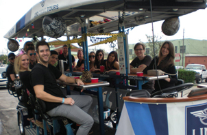 Limo Cycle Tours