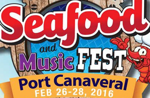 Port Canaveral Seafood Fest
