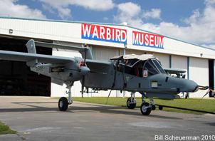 Warbird air museum
