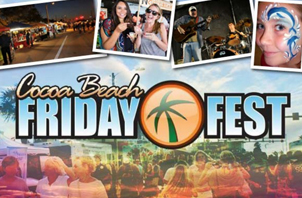 Cocoa Beach Friday Fest