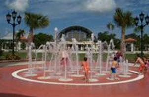 Cocoa Riverfront Park, Cocoa Village
