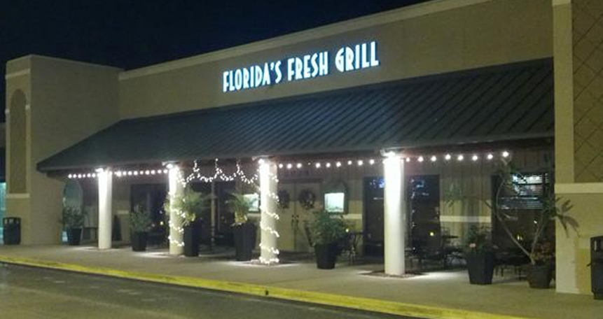 floridaFresh Grill Seafood Cocoa Beach