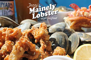 jazzys Mainely Lobster Cocoa Beach