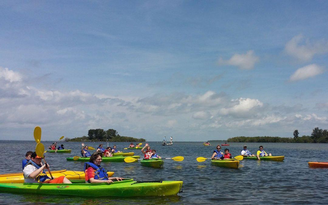 Orlando Kayaking Spring Break Adventure