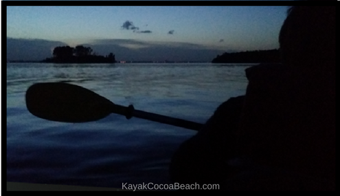 Bioluminescent Tours with Adventure Kayak of Cocoa Beach