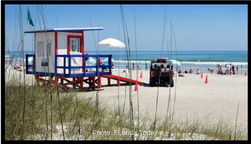 Lori Wilson Park, Cocoa Beach