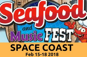 Space coast seafood and music festival