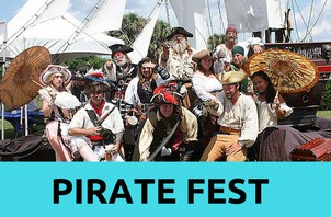 cocoa beach pirate fest