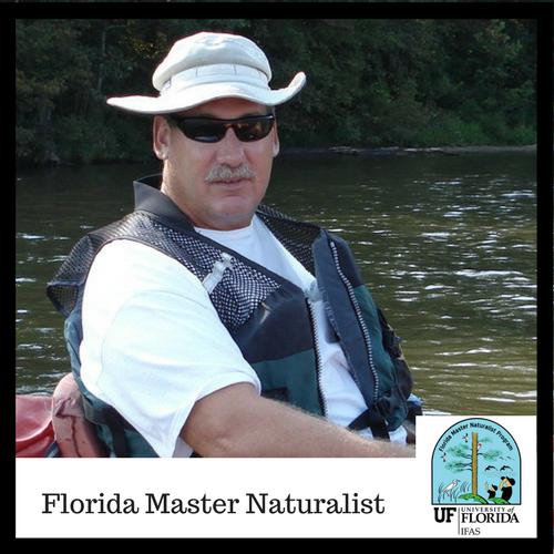 Florida Master Naturalist Ed Halm
