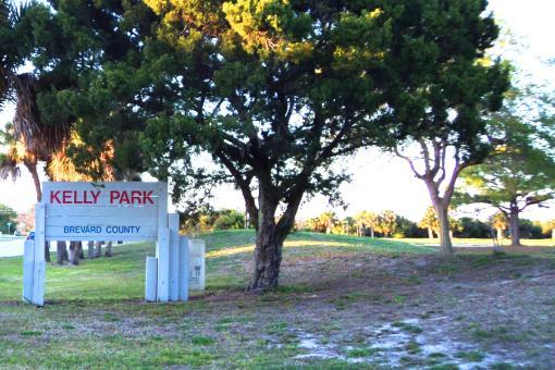 Kelly Park in Merritt Island Florida
