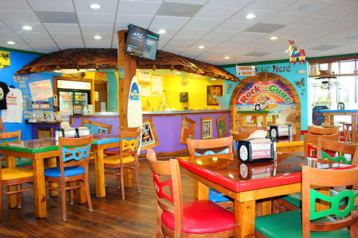 Rock the Guac Restaurant in Cocoa Beach Florida