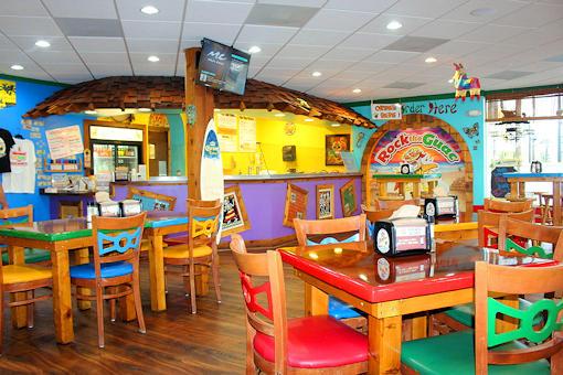 Rock the Guac Restaurant in Cocoa Beach Florida