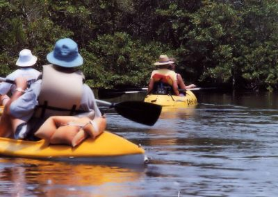 Kayaking Near Cocoa Beach Florida