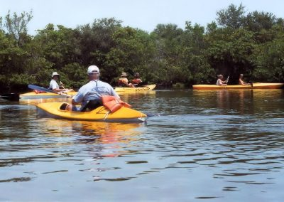 Kayaking Tour Near Cocoa Beach Florida