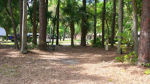 Manatee Hammock Park Brevard County Florida