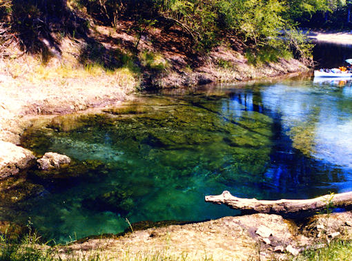 Perry Spring in Lafayette County, Florida