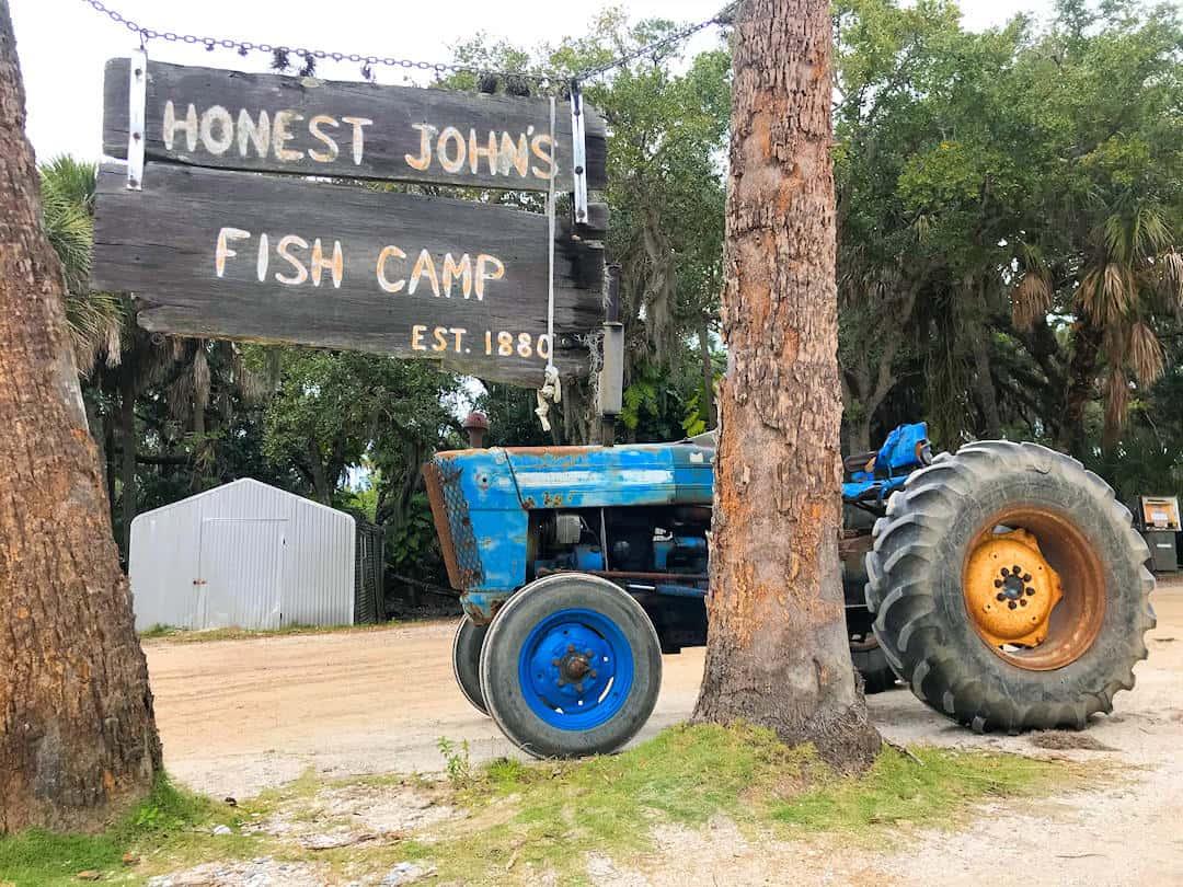 Honest Johns Fish Camp Florida