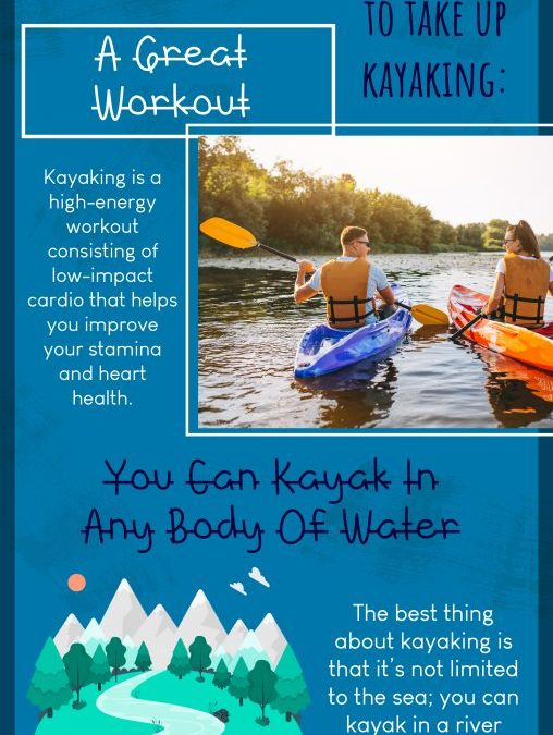 Why you should go Kayaking?