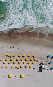 Cocoa Beach Sea
